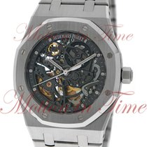Audemars Piguet Royal Oak Automatic, Anthracite Skeleton Dial...