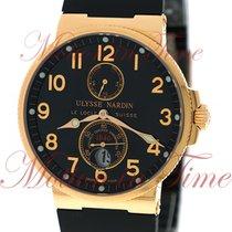 Ulysse Nardin Maxi Marine Chronometer 41mm, Black Dial - Rose...