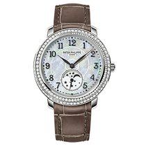 Patek Philippe 4968G-010 White Gold Ladies Complications...