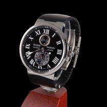 Ulysse Nardin maxi marine steel chronometer (c.o.s.c.) automatic