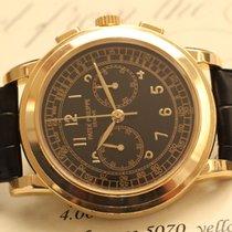Patek Philippe chronograph 5070 j yellow gold - cronografo in...