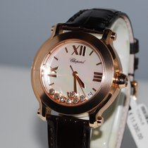 Chopard HAPPY SPORT 36MM ROSEGOLD