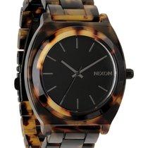 Nixon Time Teller A327-646 Acetate Tortoise Unisexuhr
