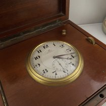 Omega Chronometre ora esatta Heure exacte pendolette rare