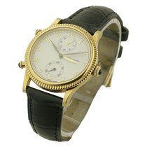 Patek Philippe 4864 Lady's Travel Time Yellow Gold