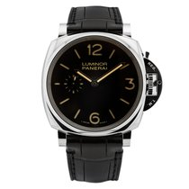 Panerai Luminor Due 3 Days Acciaio 42 mm