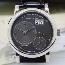 A. Lange & Söhne Lange 1 Grey Slate Dial White Gold /...