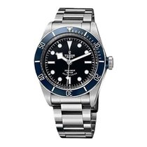 Tudor HERITAGE BLACK BAY Dial Blue Bezel Automatic Steel 79220B