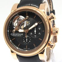 Graham Silverstone Woodcote Tourbillograph Limited Edition...