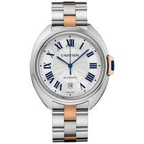 Cartier Cle Quartz Ladies Watch Ref W2CL0004