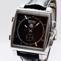 TAG Heuer Monaco Sixty Nine Stahl Uhr Box Wendegehäuse ...
