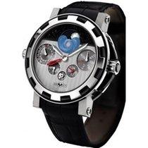 Dewitt Academia Automatic Multifunction Grey Dial Men's Watch