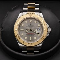 Rolex Yacht-Master - 18k & SS - 16623 - 40mm - Slate Dial...
