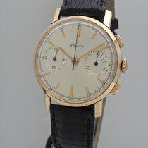 Zenith Chronograph Vintage Cal.146 -Rosegold 18k
