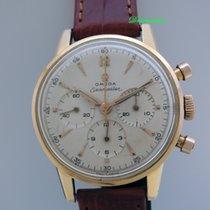 Omega Seamaster Vintage Chronograph 18k/750 Rotgold
