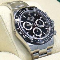 Rolex Daytona 116500ln Chrono Oyster Black Ceramic Bezel Watch...