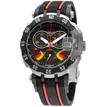 Tissot T-race Stefan Bradl Chronograph Men's Watch...