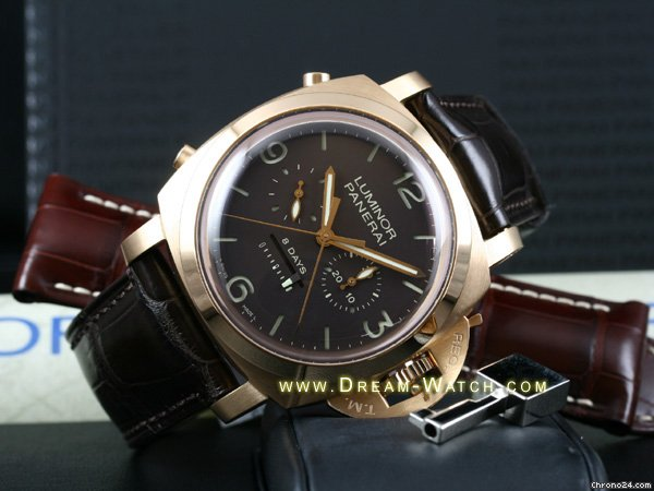 Panerai Luminor 1950 8 Days Rattrapante PAM319L