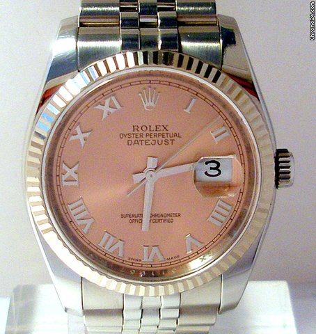 Rolex DATE JUST  ACCIAIO ref. 116234