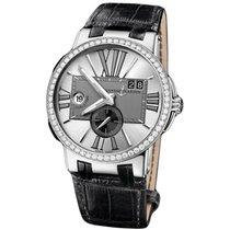 Ulysse Nardin Executive Dual Time 43mm 243-00B/421