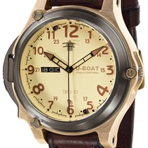 U-Boat TIPO 01 50mm Titanium Bronze BE/BR Limited Edition