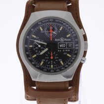 Bell & Ross Military Chronograph by Sinn mit Lemania 5100
