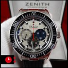 "Zenith Stratos Flyback Striking 10th ""Felix Baumgartner"""