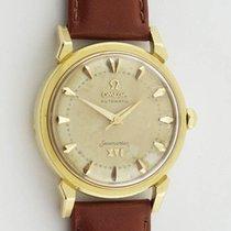 Omega 18K Gold Seamaster XVI 1956 Olympics