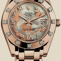 Rolex Perpetual PEARLMASTER 34