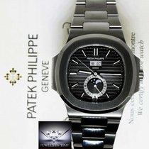 Patek Philippe Nautilus 5726 Steel Annual Calendar Mens Watch...