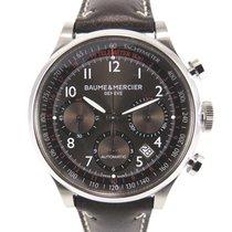 Baume & Mercier Capeland Chrono M0A10002 Brown dial like...