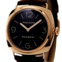 Panerai Radiomir PAM231 18k Rose Gold Box Papers Bj-2009