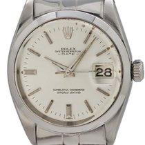 Rolex Oyster Perpetual Date ref 1500 circa 1964 Custom Bracelet