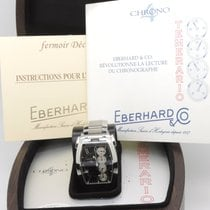 Eberhard & Co. Chrono 4 Temerario Steel Bracelet Full Set...
