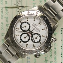 Rolex Daytona 16520 white Zenith E-serial papers 1990