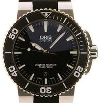 Oris Aquis Date Diving Caoutchouc
