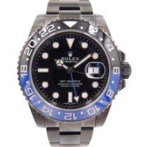 "Rolex GMT Master II 116710 BLNR ""Batman"" by Montrenoire"