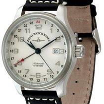 Zeno-Watch Basel NC Retro GMT Dualtime