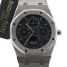 Audemars Piguet Royal Oak Perpetual Calendar 25820ST Blue Grey...