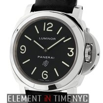 Panerai Luminor Collection Luminor Base Logo 44mm Stainless...