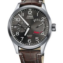 Oris Big Crown ProPilot Calibre 111 Croco Leather Strap