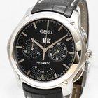 Ebel Chronograph Stahl Ref.121S932 Papiere Kasten wie neu