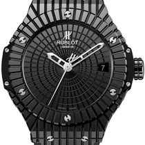 Hublot Big Bang Black Caviar Watch - 346.CX.1800.RX