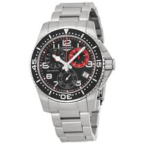 Longines Men's L36904536 HydroConquest Watch