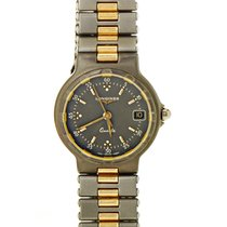 Longines Conquest Women's Gold Plated Stainless Steel...