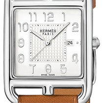 Hermès Cape Cod Quartz Medium GM 040183ww00