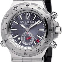 Bulgari Diagono Professional GMT 42mm dp42c14ssdgmt