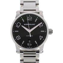 Montblanc Timewalker 39 Black Dial Automatic