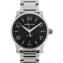 Montblanc Timewalker 39 Black Dial Automatic