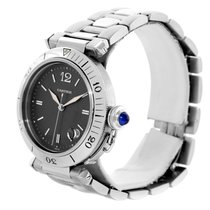 Cartier Pasha Automatic Stainless Steel Gray Dial Watch W31017h3